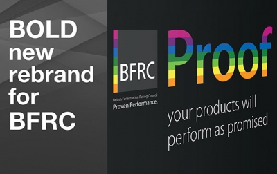 Bold rebrand for BFRC