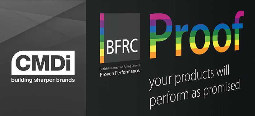 Bold rebrand for BFRC