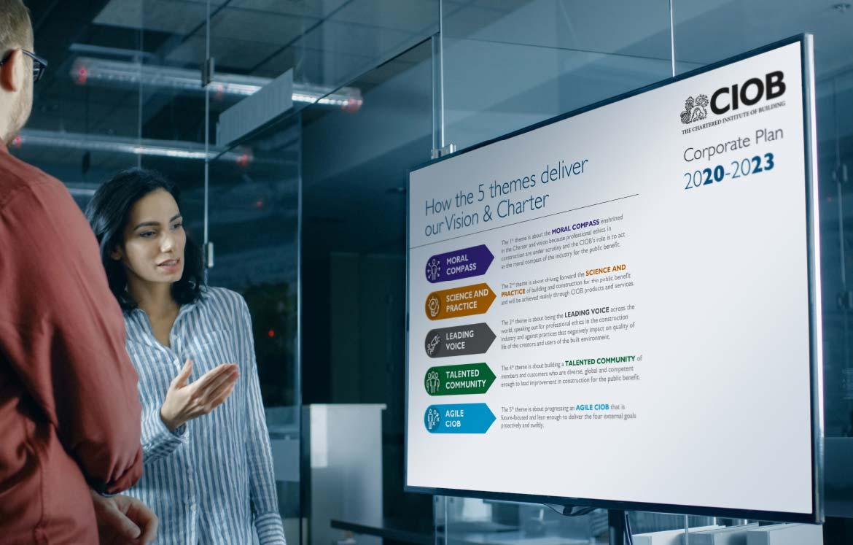 CIOB Corporate Plan Presentation