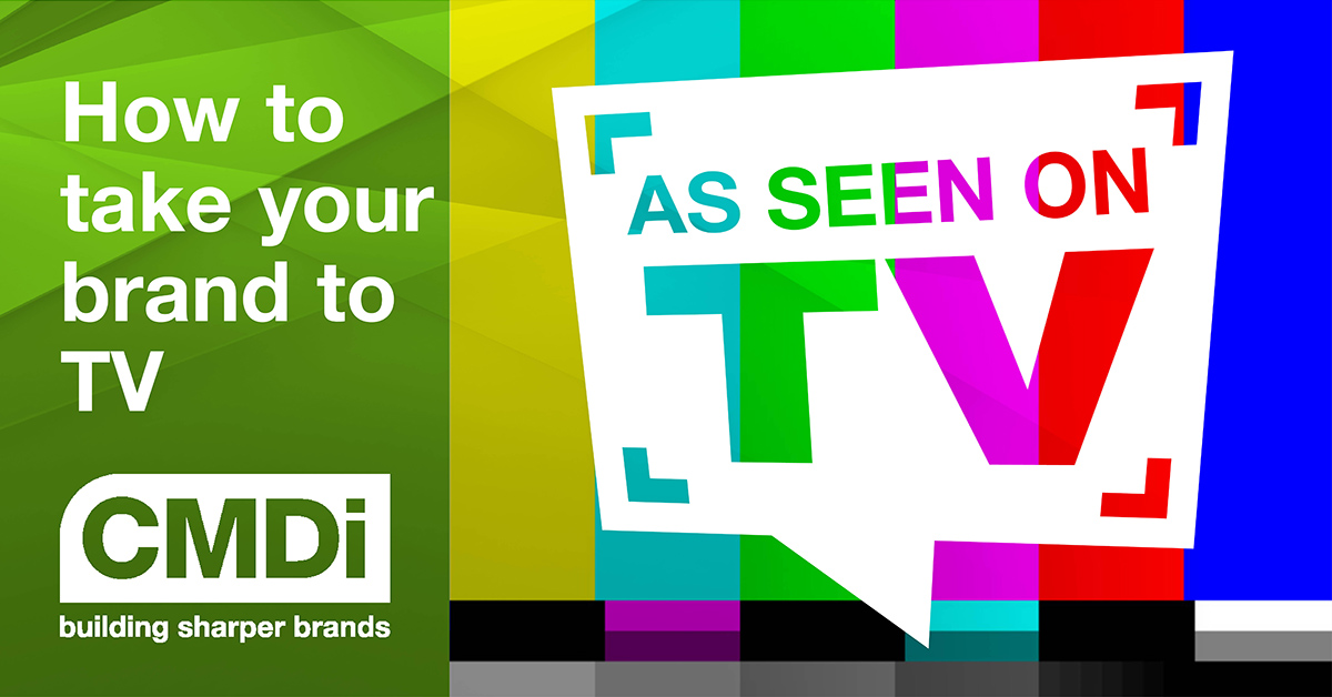 How to take your brand to TV