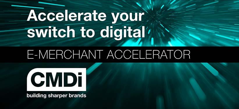 E-Merchant Accelerator banner