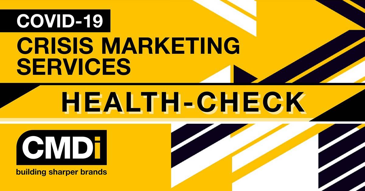Crisis Marketing Health Check