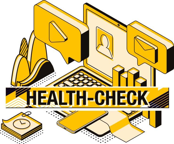 COVID-19 Health-Check