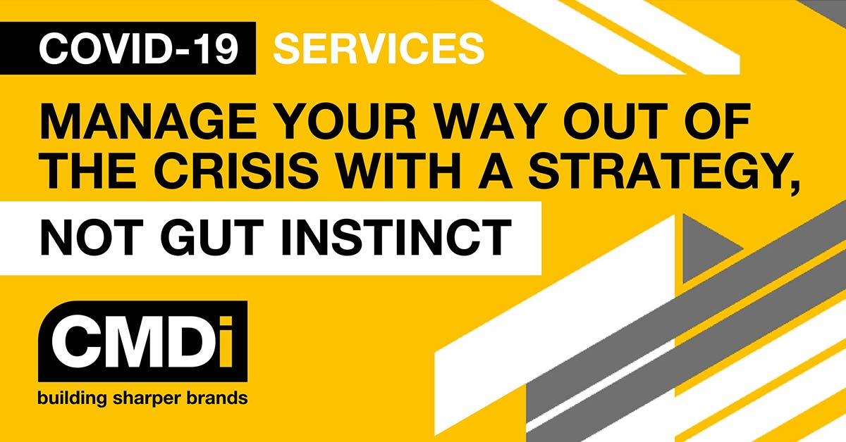 Manage your way out of the crisis