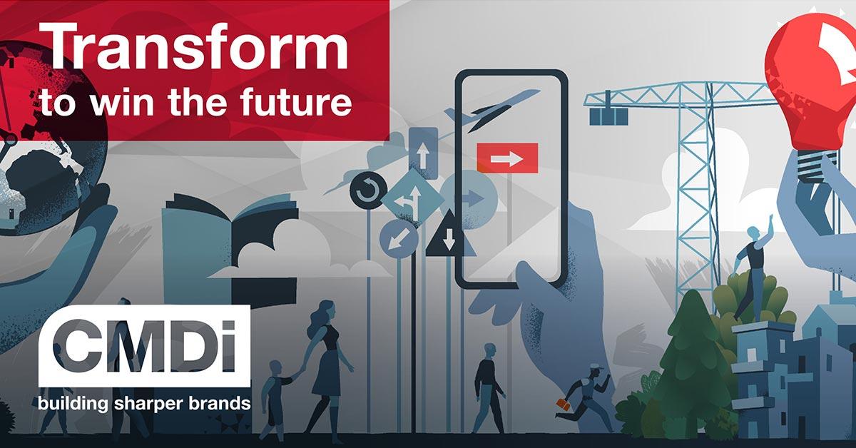 Transform to win the future